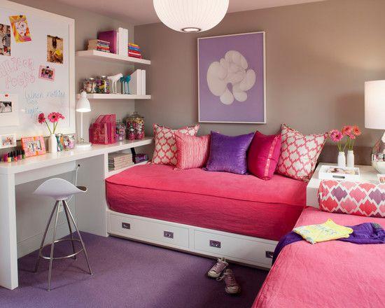20 Bedroom Paint Ideas For Teenage Girls White Stool