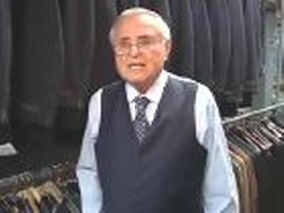Martin Greenfield Makes Custom Suits By Hand In Brooklyn -   read his history