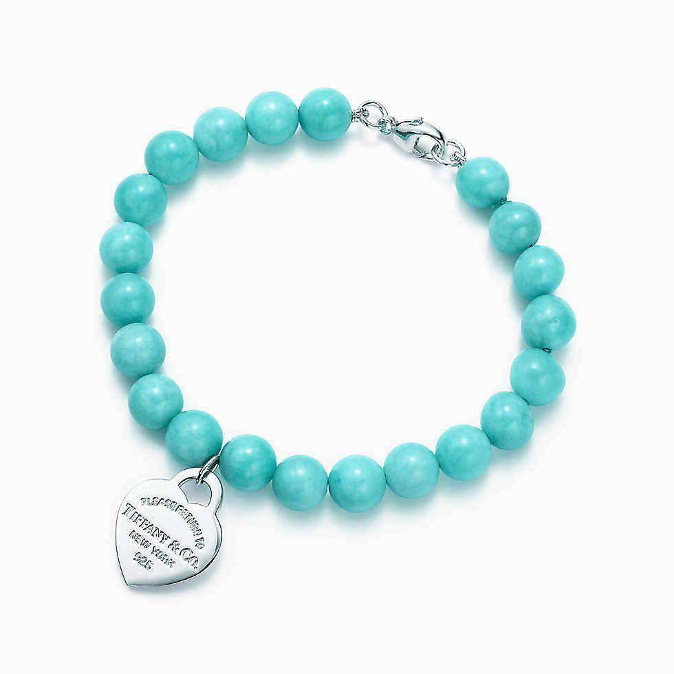 e5919ab4e Bead Bracelet in 2019 | Bracelets and Jewelry!! | Tiffany jewelry, Tiffany  bracelets, Tiffany bead bracelet