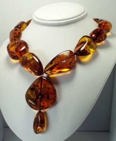 Stunning Baltic Amber Necklace