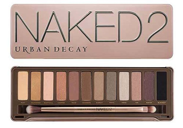 Extra, extra! Read all about it! Urban Decay Naked 2 Palette now available in Australia - dropdeadgorgeousdaily.com