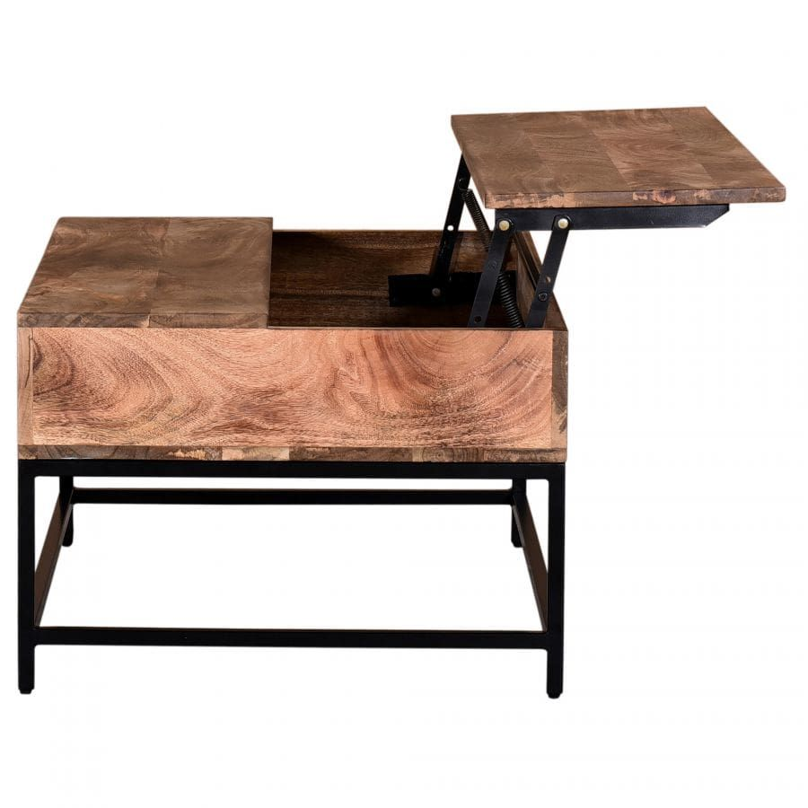Noble Lift Top Coffee Table In Natural Burnt In 2021 Coffee Table Coffee Table With Storage Solid Wood Table Tops [ 900 x 900 Pixel ]