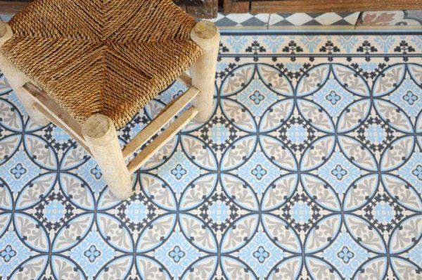 Succombez au tapis dans la cuisine marie claire maison - Tapis de cuisine vinyle ...