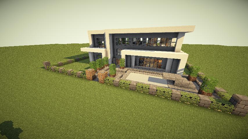 modern minecraft home | minecraft city | pinterest | home design