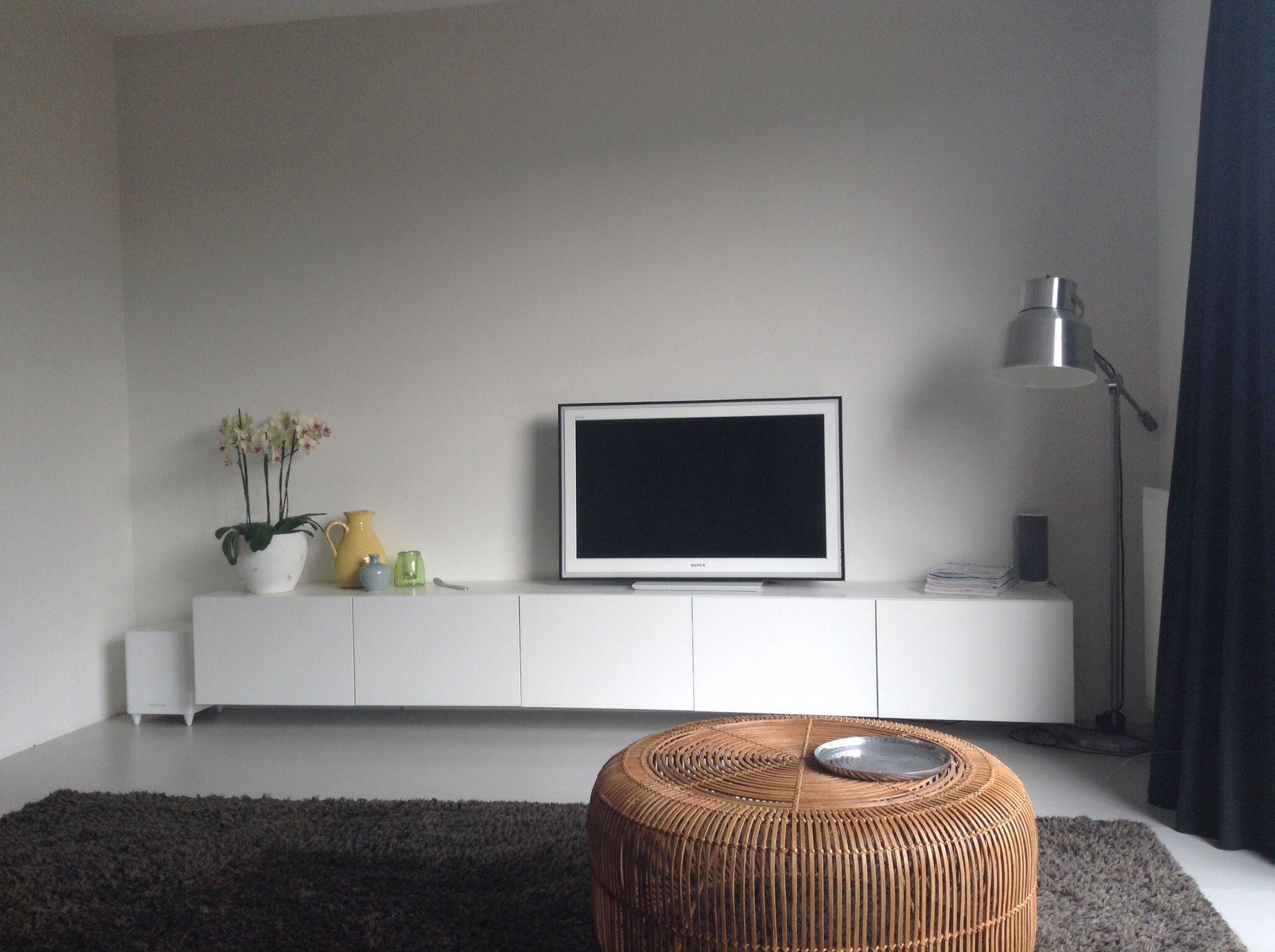 Zwevend Tv Meubel Fun Room In 2019 Tv Meubels Witte Tv