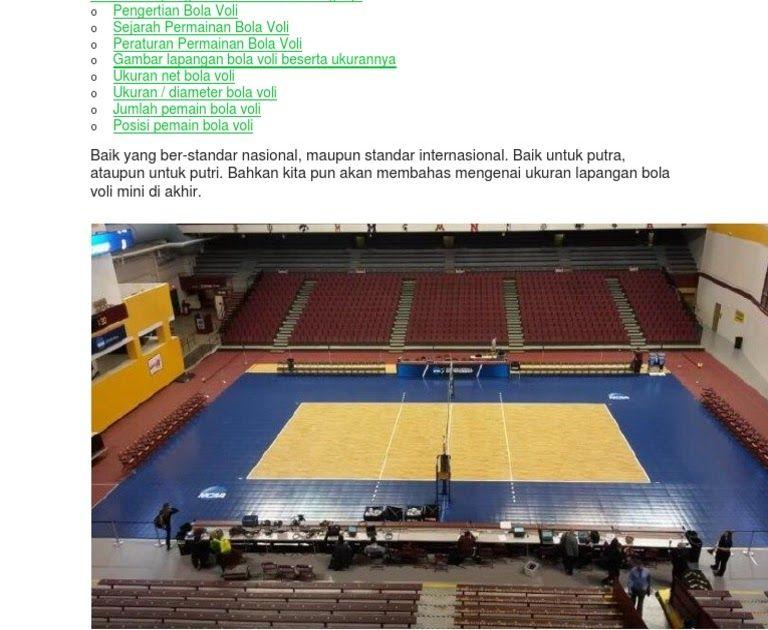 47++ Menggambar lapangan basket info