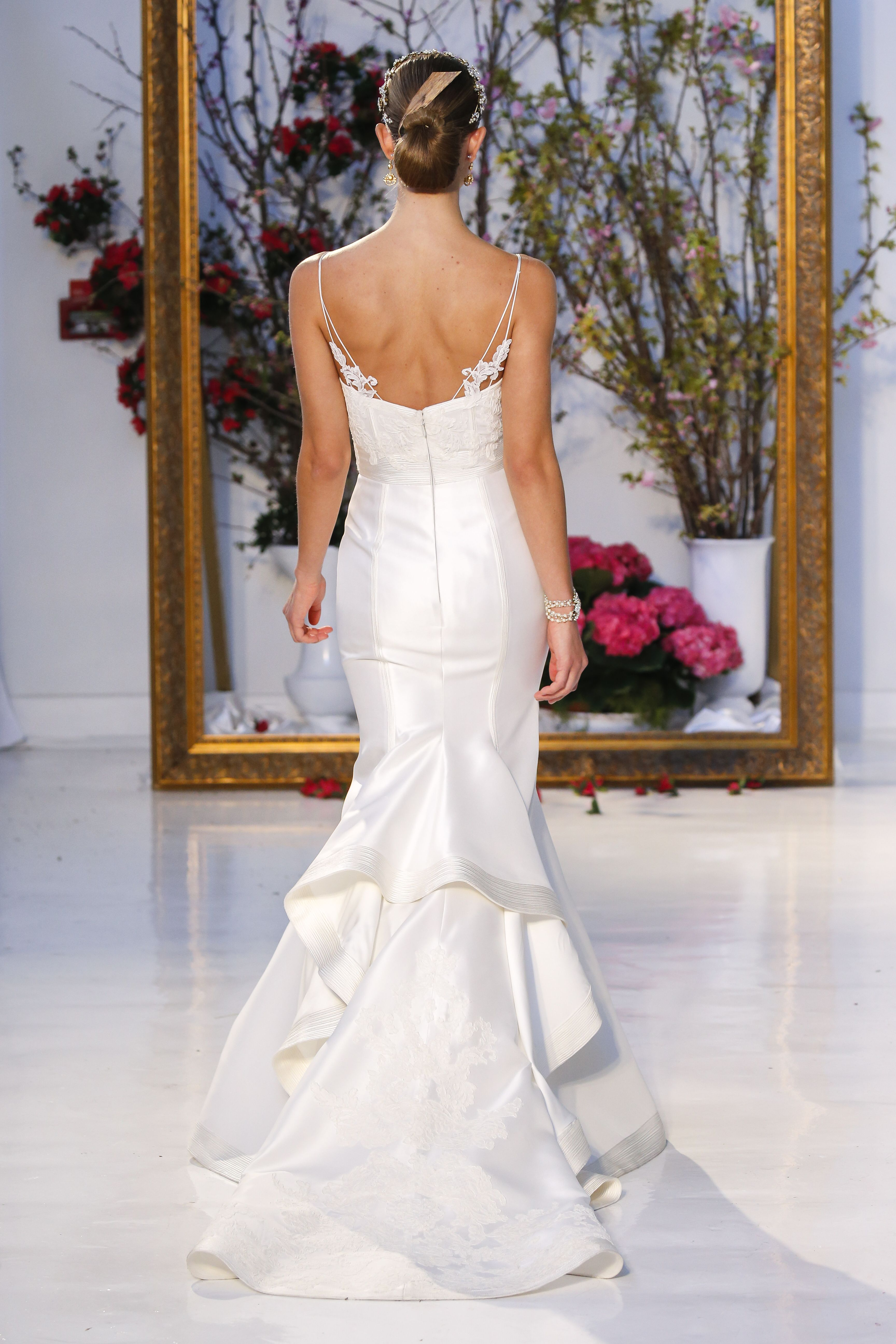Chandler back view anne barge spring collection wedding