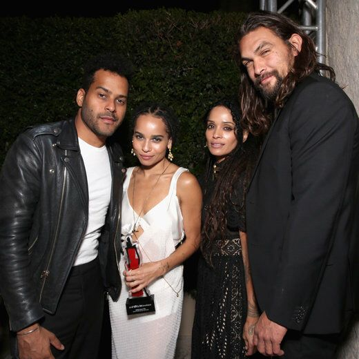 Lisa Bonet S Husband Jason Momoa Has Matching Rings With: TEAM HAPPY ️ Jason And Lisa Have A Great Relationship With