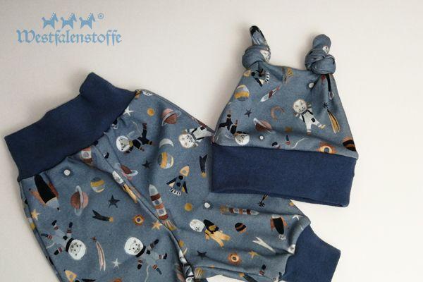 Coudre un chapeau de noeud de bébé (y compris le motif)   – nähen für babys