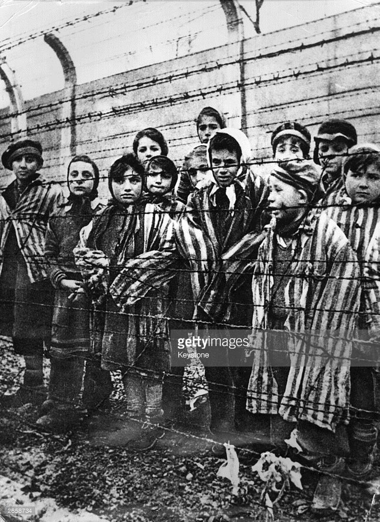 January 27th - 1945. Auschwitz Concentration Camp Liberated ...