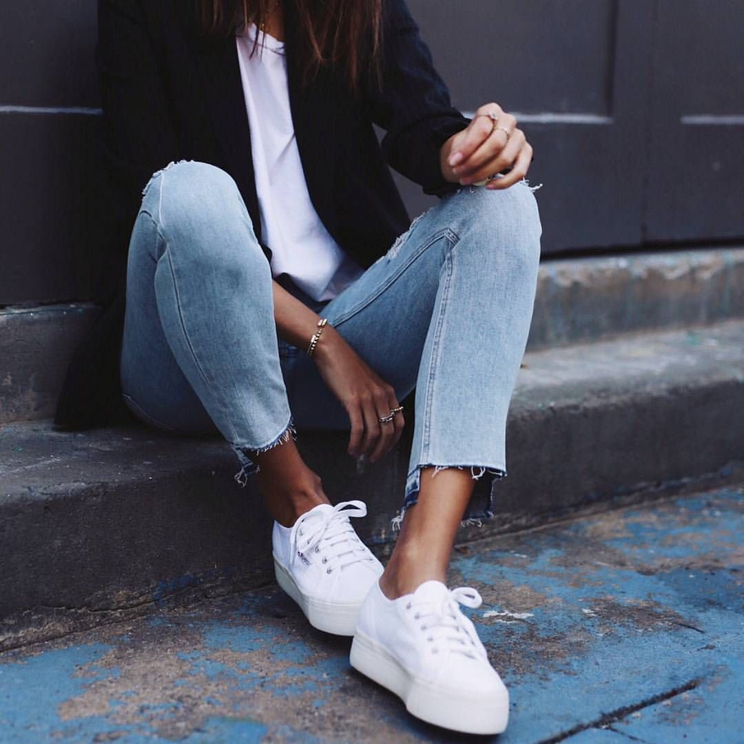 superga sneakers   Platform sneakers