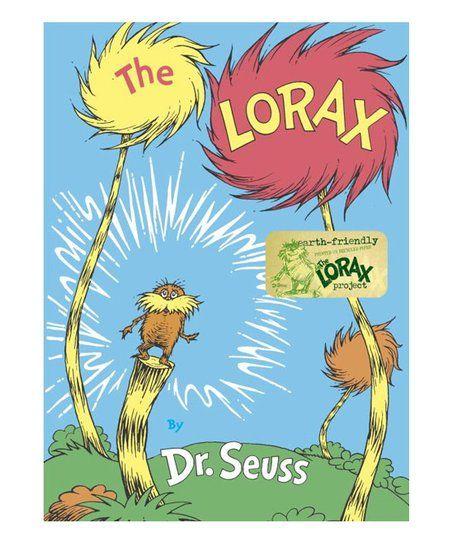 Random House The Lorax Hardcover