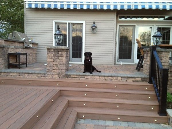 Precision Decks Remodeling Specializes In Deck Construction Bat Finishing Kitchen Bathroom Renovation Home Additions