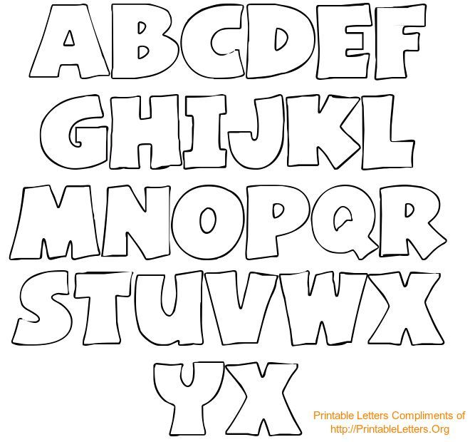 Image result for alphabet letters printable | Alphabet templates