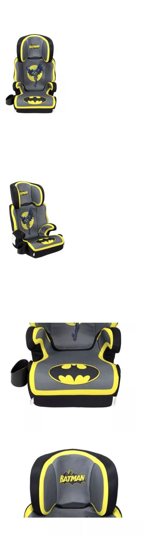 Other Car Safety Seats 2987 Kids Embrace Dc Comics Batman High Positioning Back Toddler Booster Seat BUY IT NOW ONLY 7999 On EBay