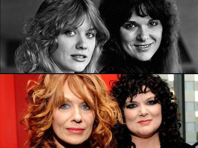 How Rock Stars Have Changed 49 Pics Stars Then And Now