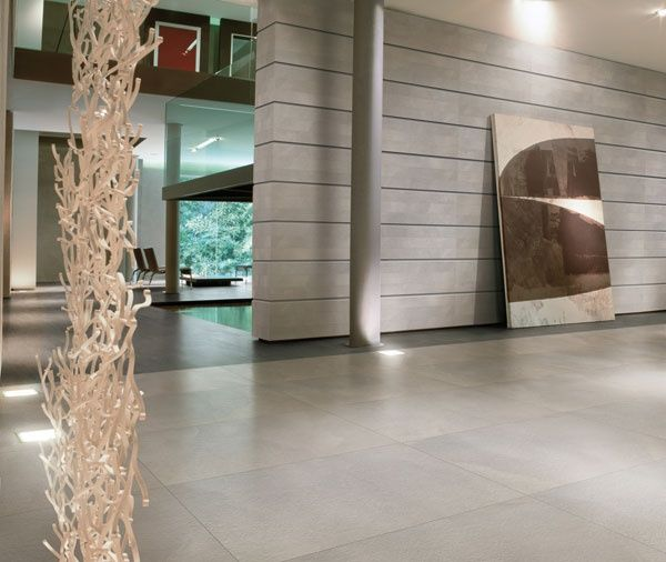 Pavimento in gres porcellanato Pietra Regia - Ceramica Del Conca ...