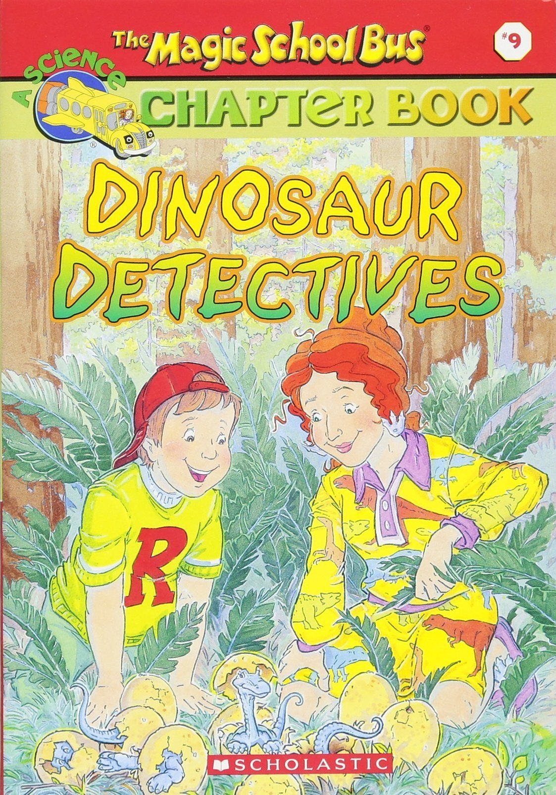 Dinosaur detectives the magic school bus magic school