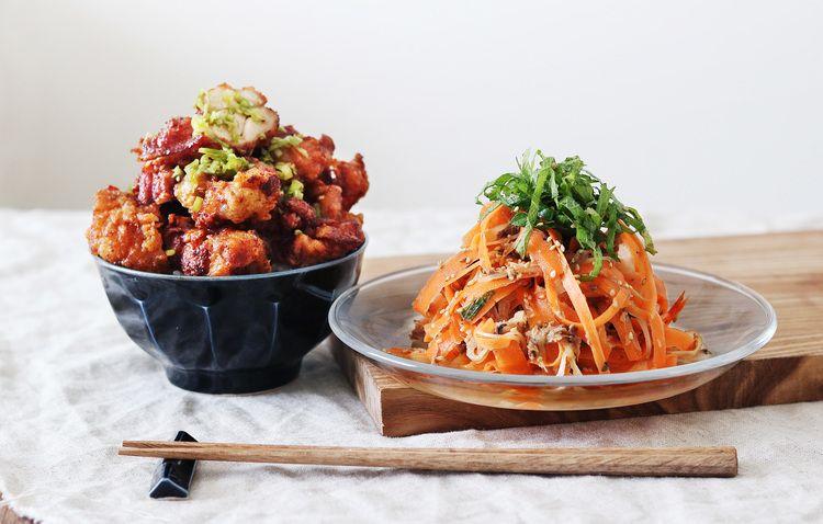 【うちベジ】飯テロな料理と合わせて食べたい!新シリーズ「二菜飯」はじめます | おうちごはん