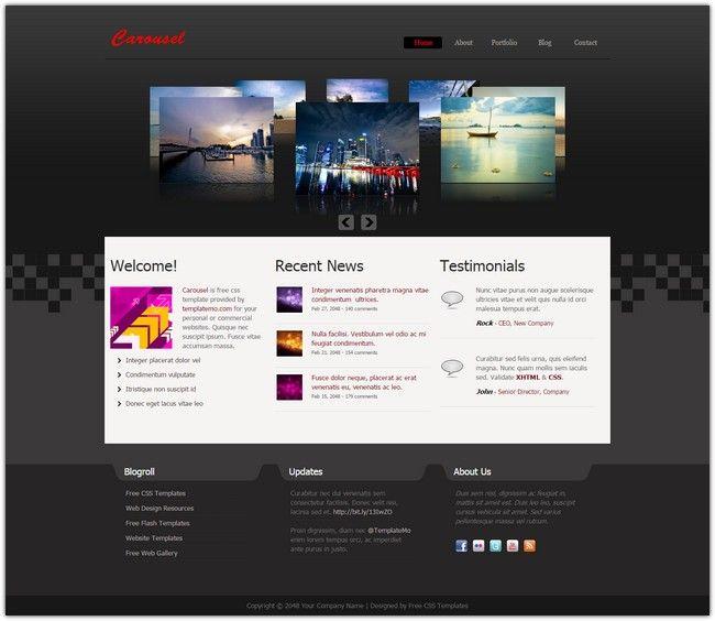 Free Dreamweaver Templates Template Web Design Inspiration And - Dreamweaver ebay template