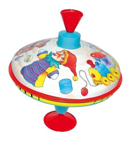 Spelande Tefat - Retro #leksaker #babyleksaker