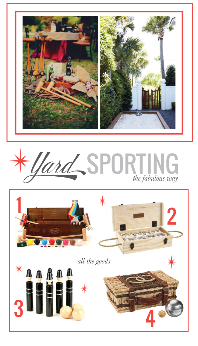 yard sporting