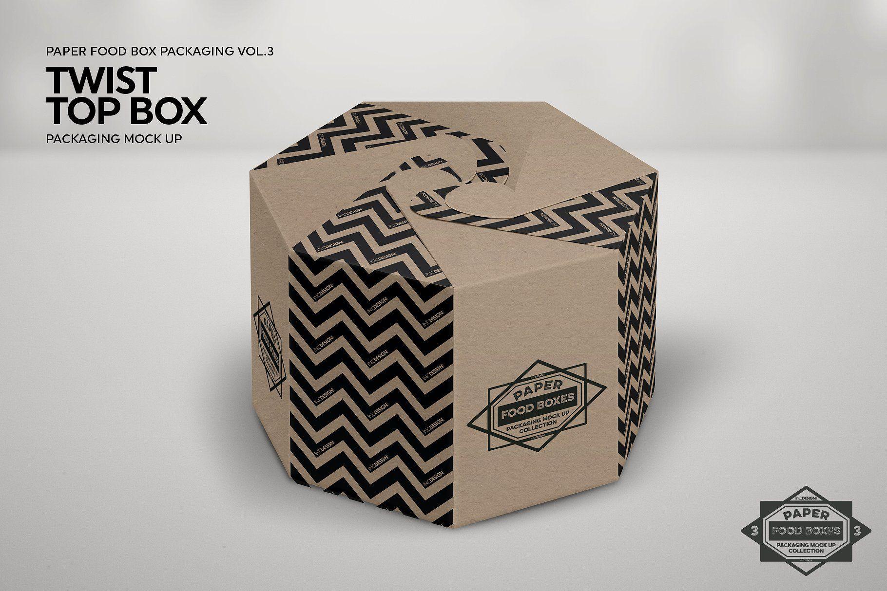 Download Vol 3 Food Box Packaging Mockups Packaging Mockup Stationery Mockup Business Card Mock Up