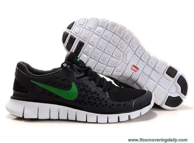 606ae6489cf7f ... coupon code for cheap 395912 005 mens nike free run black green efe3e  e4124