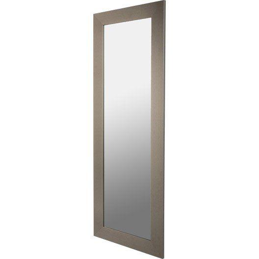 Miroirloftacierl40xh140cm Entrée Miroir