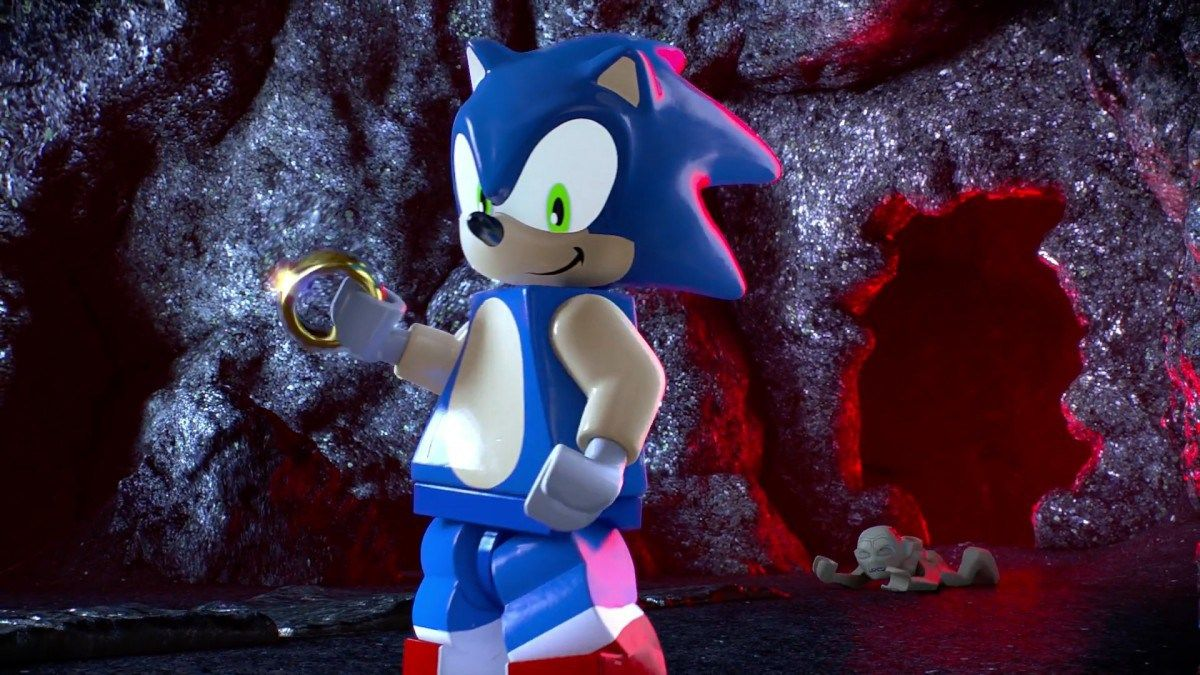 Lego Demensions Is Here Lego Dimensions Sonic Sonic The Hedgehog