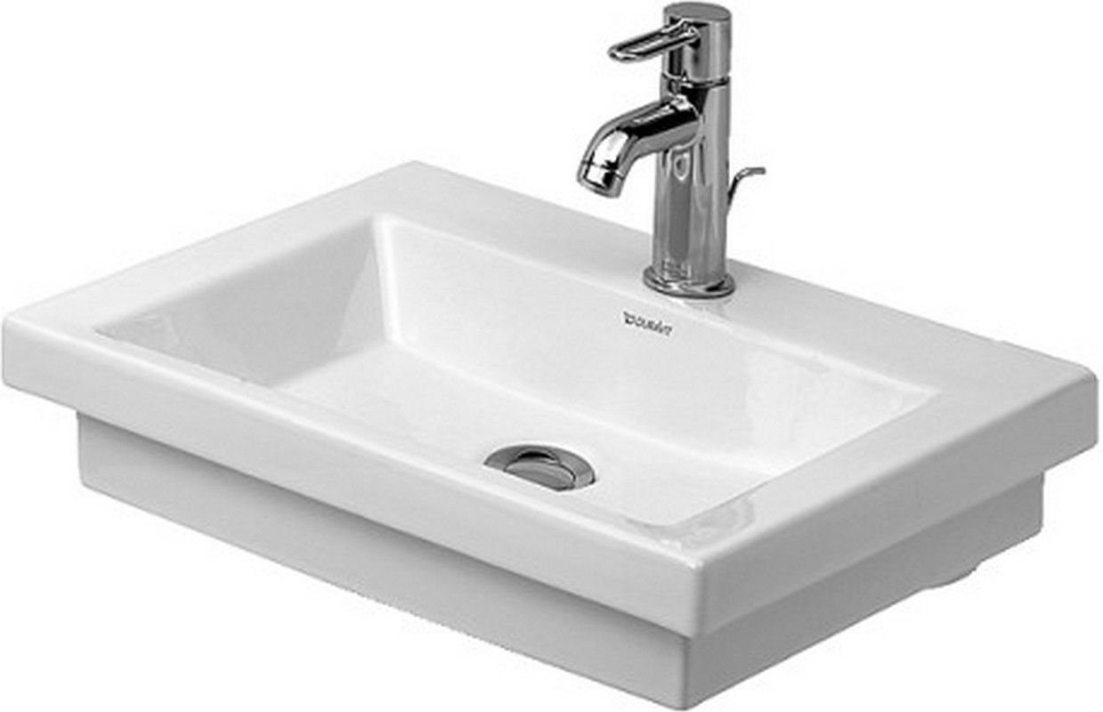 2nd Floor Bathroom Sink With Overflow Duravit Wall Mounted