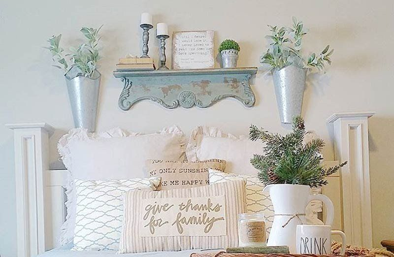 Looong Floating Corbel Wall Shelf French Country Bedrooms