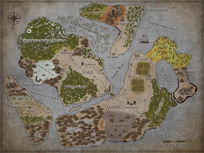 Inkarnate World Map.Campaign Map I Made With Inkarnate In 2019 Dungeon Master