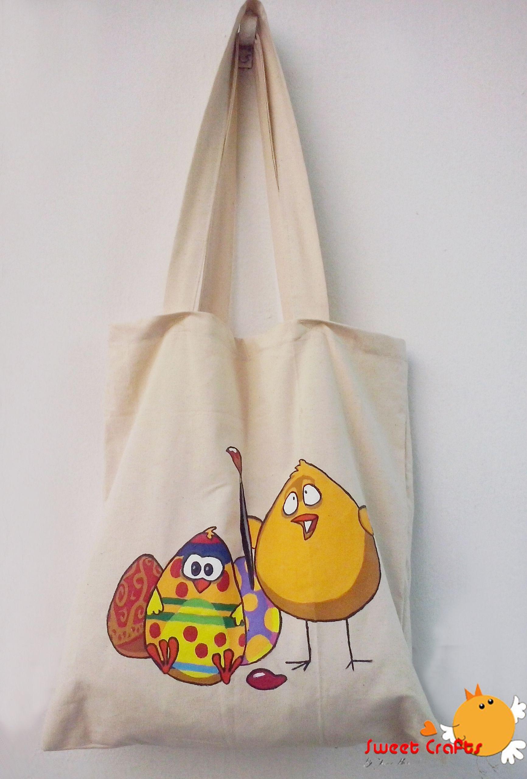 Sweet Crafts Tote bag Ahora Sweet Crafts también tiene bolso. En Sweet Crafts complacemos todos los gustos y aún más el de su propietaria como es en este caso. La pasión por el arte y la pintura la queremos andar colgada del hombro en todas nuestras actividades. Técnica: Acrílico sobre lona #totebag #ILoveSweetCrafts #SweetCrafts #pinturacountry
