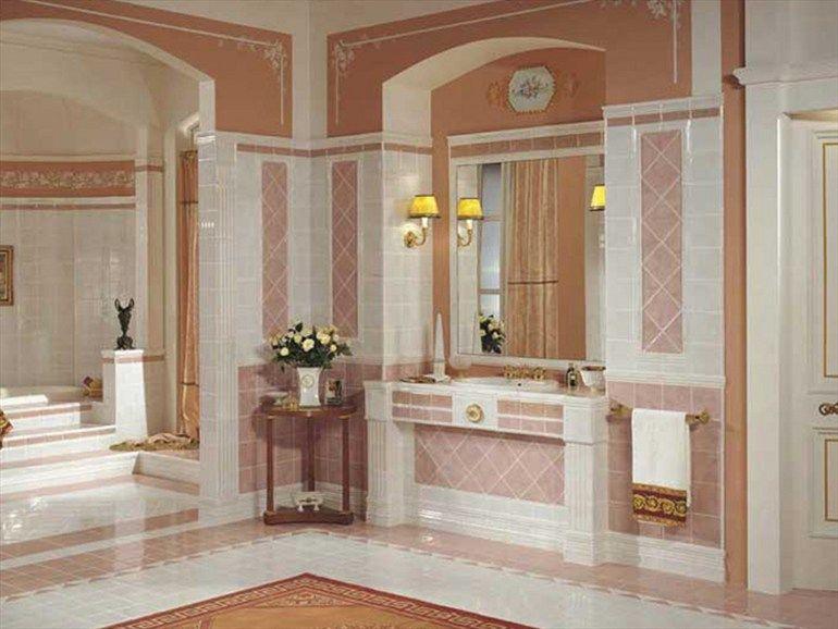 Versace home bathroom by gardenia orchidea pavimento for Pavimento versace