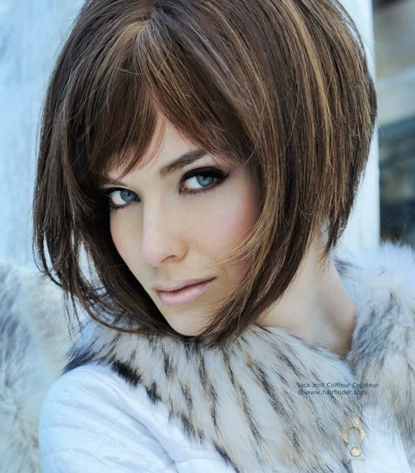 Different Types of Bob Cut Hairstyles to try in 2015 17(600×684) hairstyles Pinterest