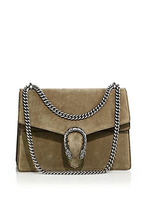 e64c1a4d9ce Gucci Dionysus Suede Shoulder Bag Color Taupe AED 9679.83