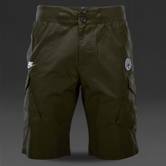 Football Shorts - Nike Venom FC Barcelona Cvrt Cargo Shorts ...