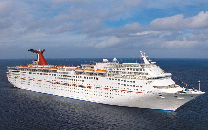 Carnival Cruise Deals 2020.Carnival Cruise Line Carnival Fantasy Exterior Carnival