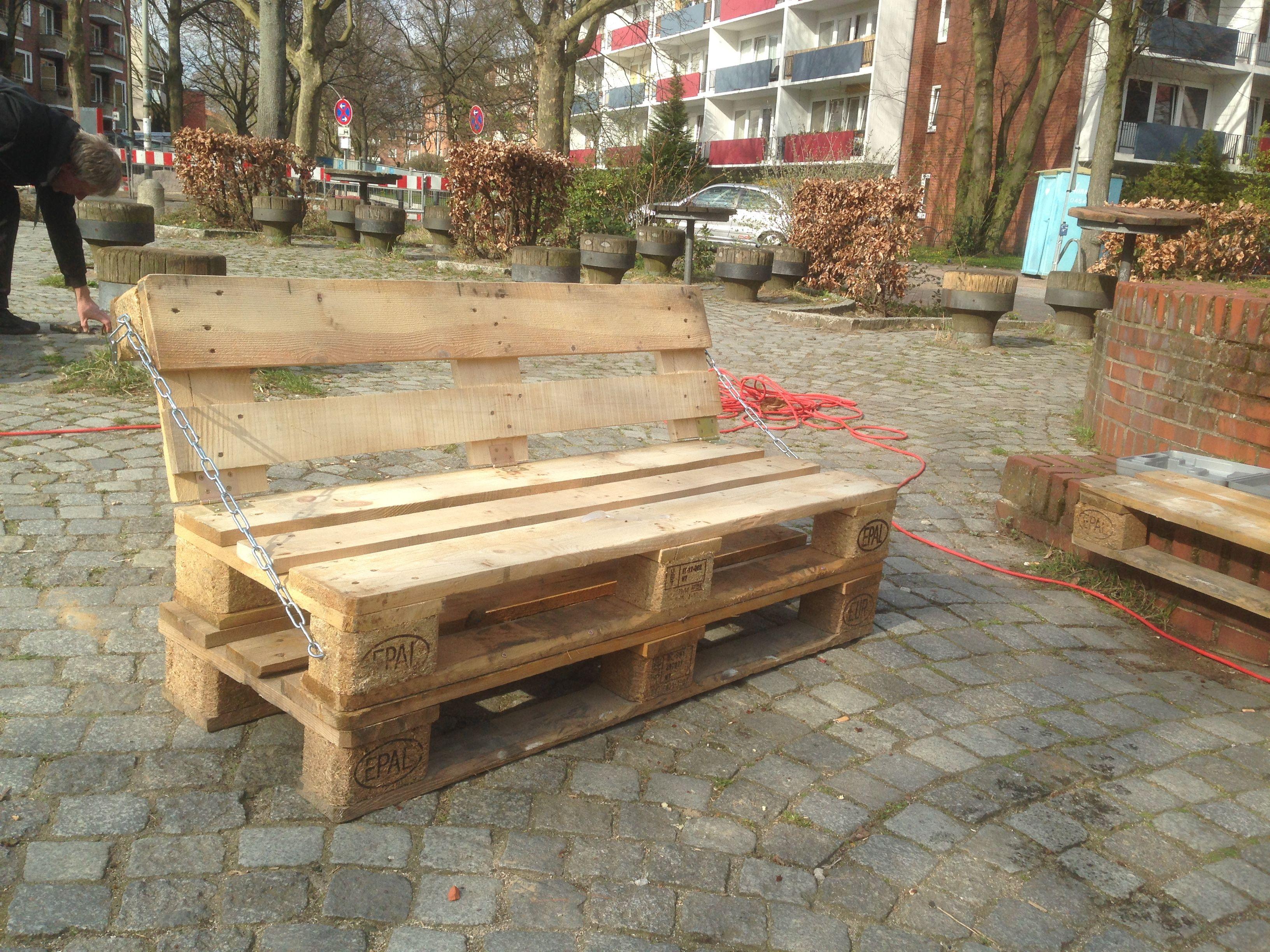 gartenmöbel aus paletten selber bauen - fresh furnitures, Best ...