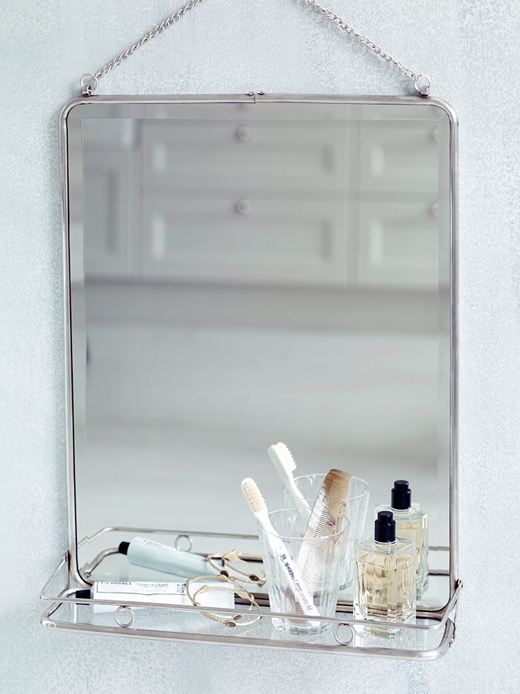 A Larger Version Of Our Bestselling French Folding Mirror But Just As Feminine And Stylish