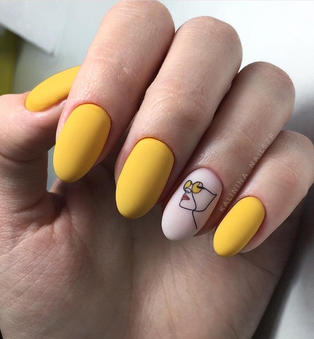 Acrílicas (con imágenes) | Manicura de uñas, Uñas redondas ...