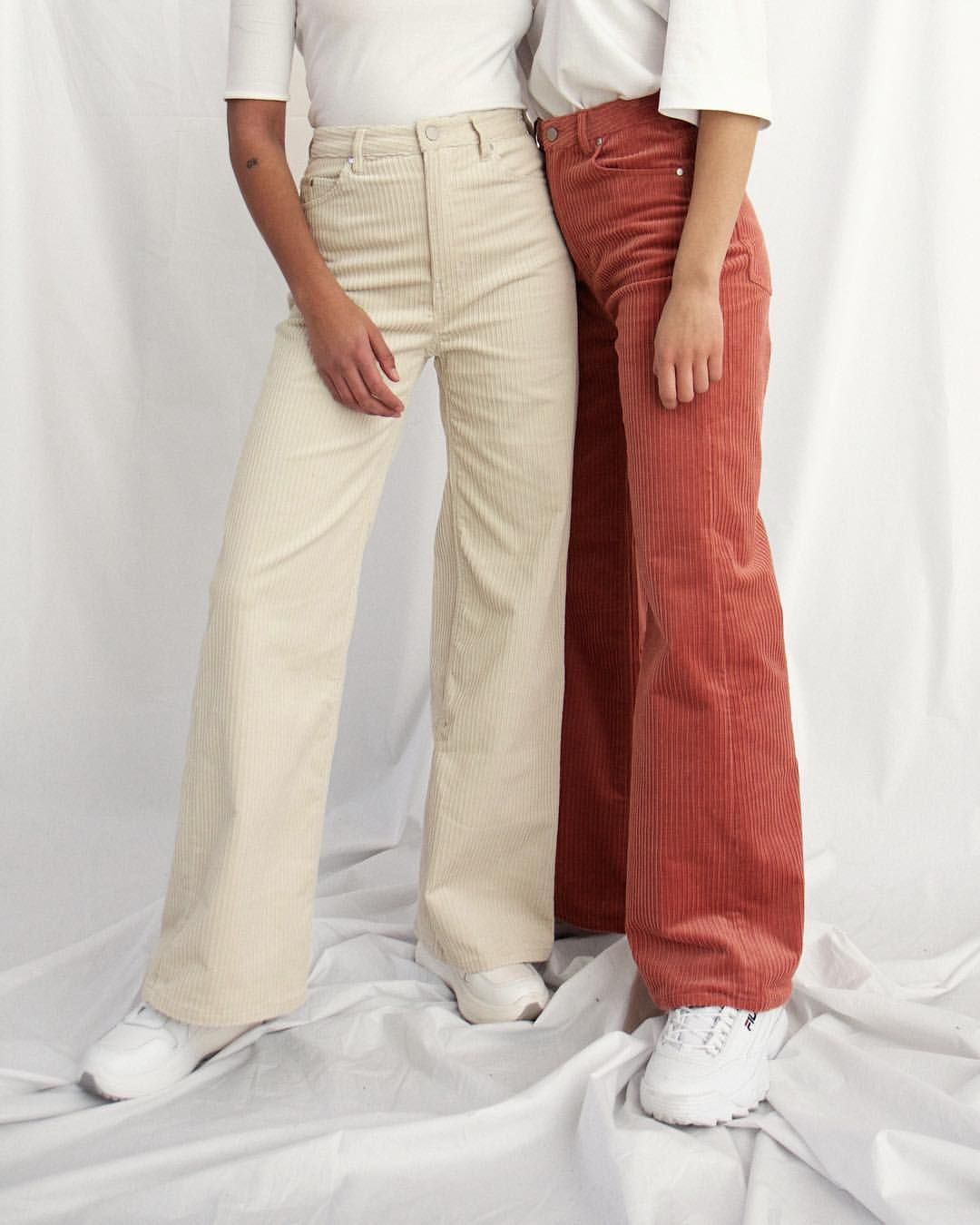 ff13f6536a9b Hellooo Ace corduroy trousers! Now available at weekday.com🔥