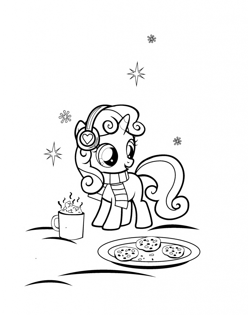 My Little Pony Christmas Coloring Pages Best Coloring Pages For Kids My Little Pony Coloring Christmas Coloring Pages Christmas Coloring Books