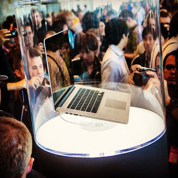New Retina Display MacBook Pro