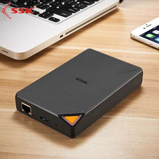Ssk Cloud Ssm F200 1tb Wireless Wifi Smart Memory Hd Hdd External Hard Drives High Capacity Hard Drives Sata F External Hard Drive Hard Drives External Storage