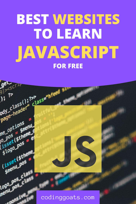 Gallery Best Website to Learn JavaScript for Free   Web development Tips is free HD wallpaper.