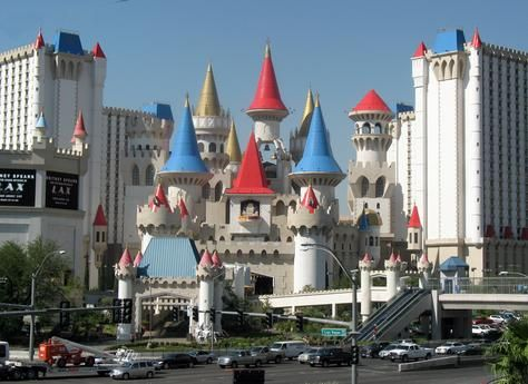 Excalibur Hotel And Las Vegas Nv