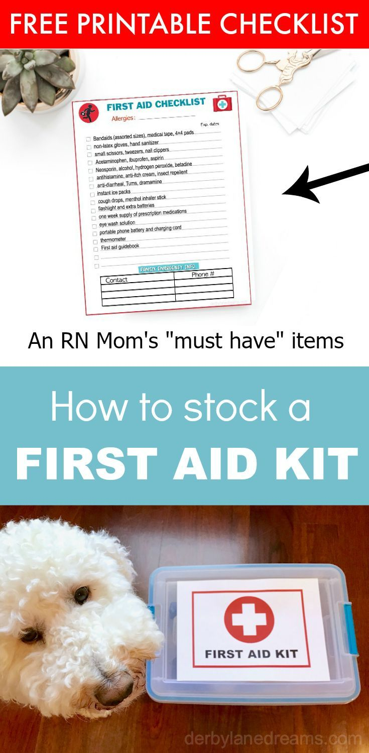 Making A Diy First Aid Kit Is Crucial For Emergency Preparedness