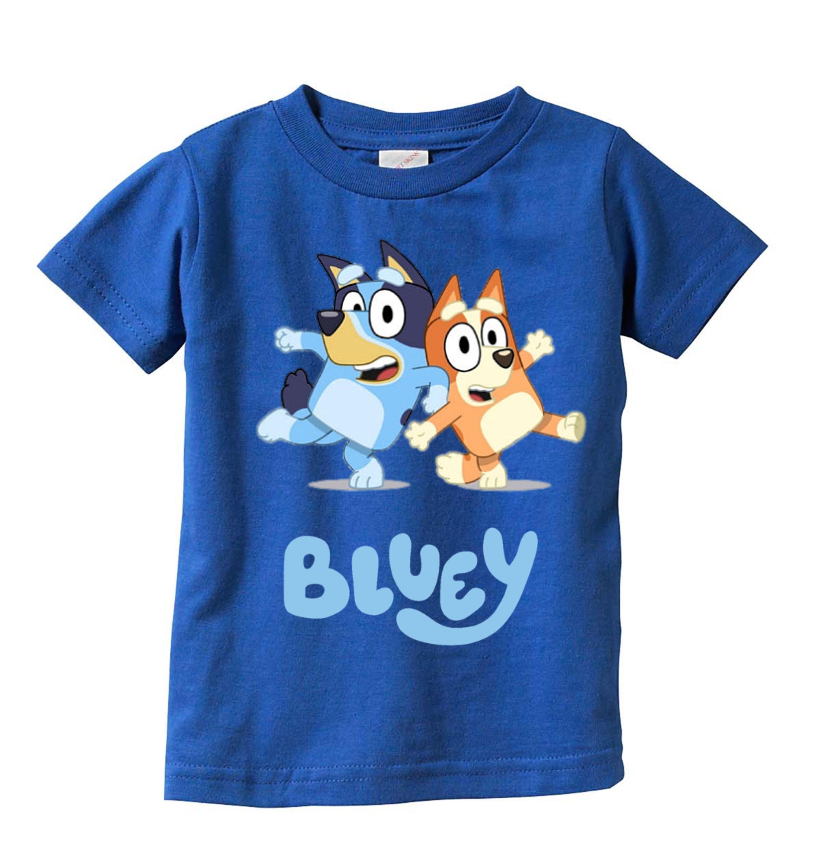 Bluey Birthday T-shirt